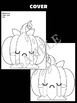 Jackie's Crafts - Sad Pumpkin Craftivity, Writing Activity, Halloween Fall