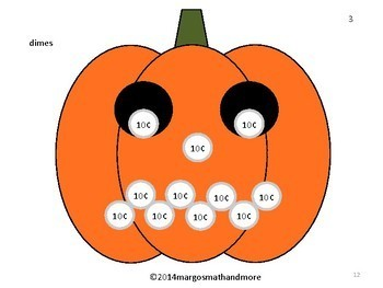 #backtoschool Jackolantern Jackpots Mats Coin Recognition and Counting Money