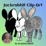 Jackrabbit Clip Art