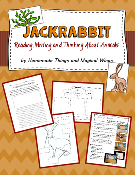 Jackrabbit: Reading, Writing and Thinking About Animals