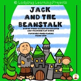 Jack and The Beanstalk (Emergent Reader, Teacher Lap Book,