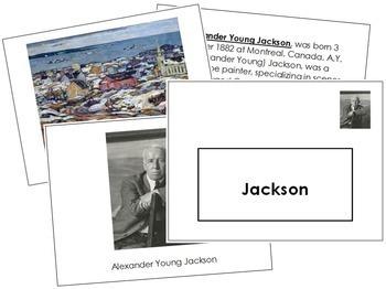 Jackson (Alexander Young) Art Book