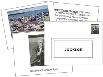Jackson (Alexander Young) Art Book - Color Border