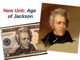 Jackson Era Power Point