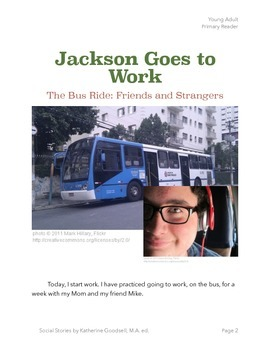 Jackson Goes To Work