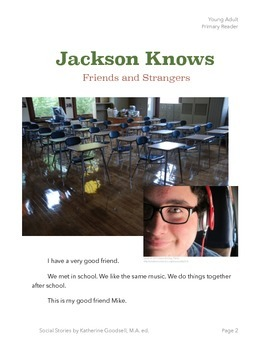 Jackson Knows: Friends and Strangers
