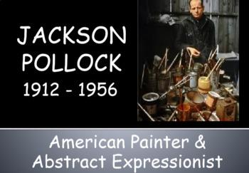 Jackson Pollock : American Painter