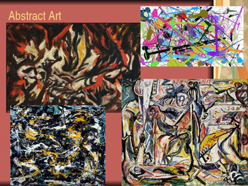 Jackson Pollock Artist Preview