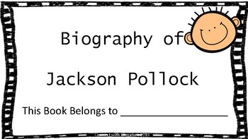 Jackson Pollock - Biography