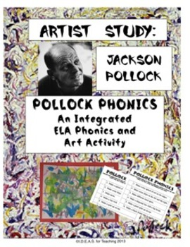 Jackson Pollock Phonics
