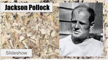 Jackson Pollock PowerPoint Slideshow