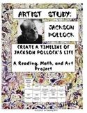 Jackson Pollock Timeline