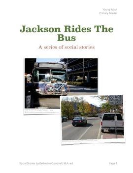 Jackson Rides The Bus