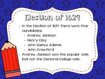 Jackson's Presidency