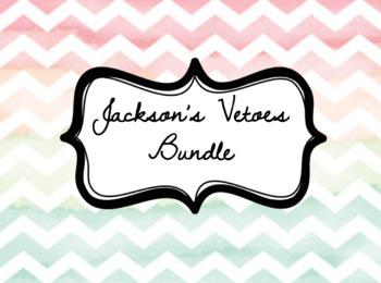 Jackson's Vetos Bundle