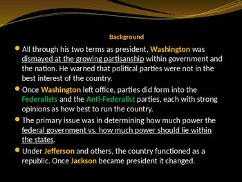 US Presidents - Jacksonian Democracy