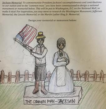 Jacksonian Democracy Essay / Andrew Jackson Monument Assignment
