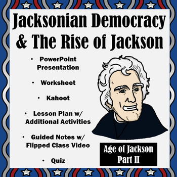 The Age Of Jackson Worksheet