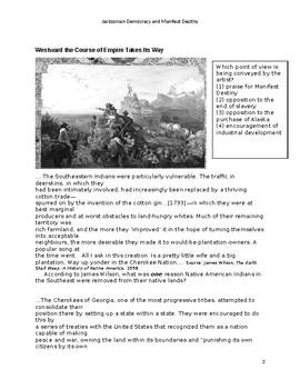 Jacksonian Democracy and Manifest Destiny