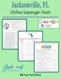 Jacksonville, Florida - Online Scavenger Hunt
