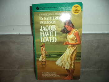 Jacob Have I Loved  ISBN 0-380-56499-8