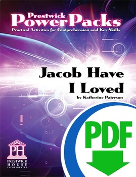 Jacob Have I Loved PowerPack