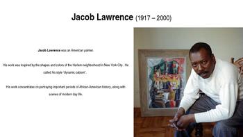 Jacob Lawrence PPT, K-8