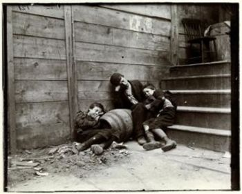 Jacob Riis, Gilded Age Muckraker: Group Photo Project