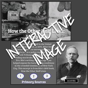 Jacob Riis: How the Other Half Lives - Document Based Questions
