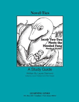 Jacob Two-Two Meets the Hooded Fang - Novel-Ties Study Guide