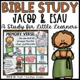Jacob and Esau Bible Study