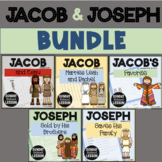 Jacob and Joseph Bundle: Five Sunday School Lessons