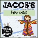 Jacob's Favorite: A Sunday School Lesson