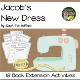 Jacob's New Dress by Hoffman 18 Book Extension Activities NO PREP