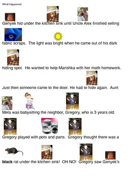 Jacob's Rescue  A Holocaust Story adapted book  chapter 7