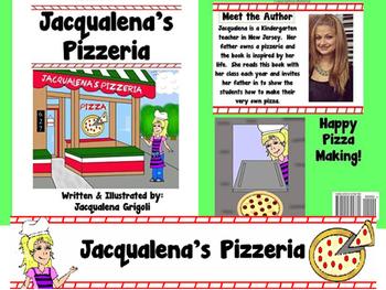 "Jacqualena's Pizzeria - An Interactive ""How to"" Pizza Maki"