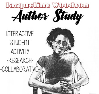 Jacqueline Woodson Author Study, Brown Girl Dreaming, Miracle Boys Author Bio
