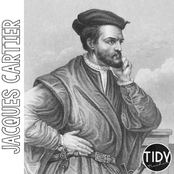 Jacques Cartier PebbleGo Research Hunt