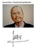 Jacques René Chirac Handout