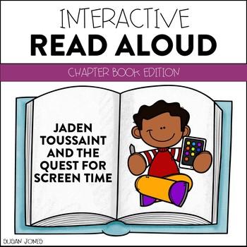 Jaden Toussaint - Interactive Read Aloud