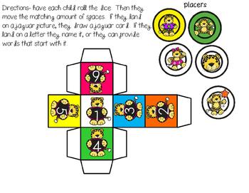 Jaguabet Alphabet Game