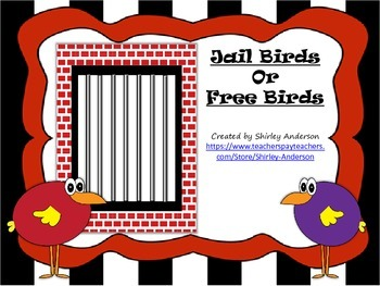 Jail Bird or Free Bird- Does your word follow the rules?