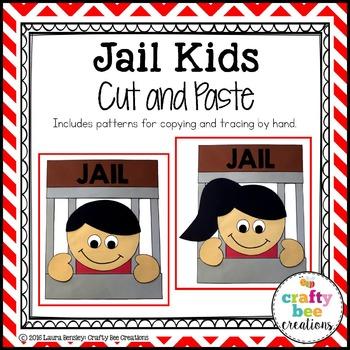 Jail Kids Craft