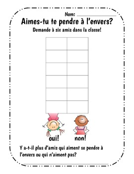 {J'aime les chauves-souris!} A unit for Core French or French Immersion
