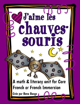 {J'aime les chauves-souris!} A unit for Core French or Fre