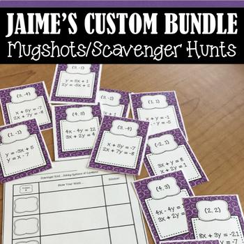 Jaime's Custom Bundle