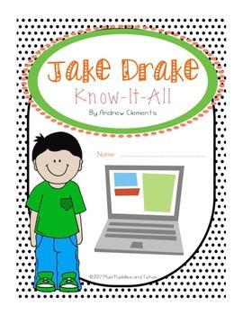Jake Drake Book Club