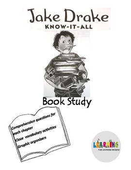 Jake Drake Know-It-All Book Study