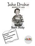 Jake Drake Know-It-All Book Study