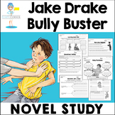 Jake Drake Bully Buster - Comprehension Activity Printables